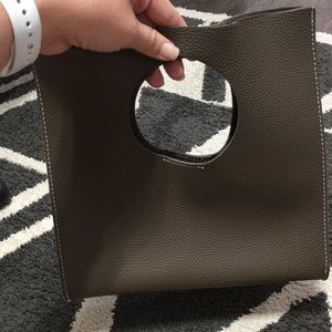 Unique Brown Handmade Leather Bag